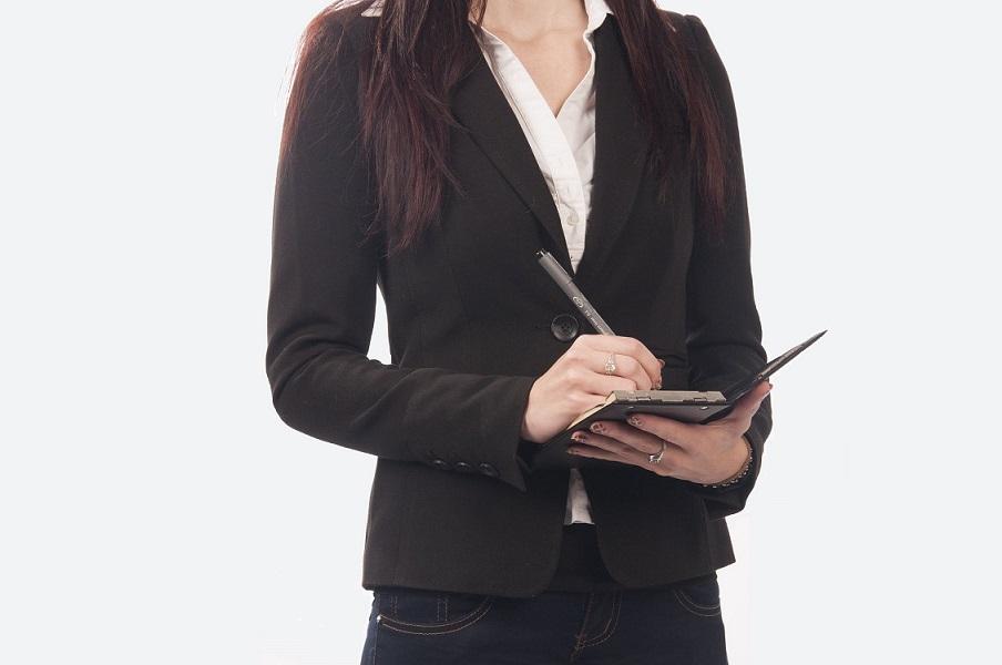 Standing accountant